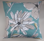 "Blue Bold Floral Cushion Cover Matches Next Curtains Duvet 14"" 16"" 18"" 20"""